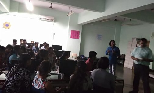 """IoT Seminar at JVM's Mehta College, Airoli<span class=""""rating-result after_title mr-filter rating-result-1627""""><span class=""""no-rating-results-text"""">Your rating was 80%</span></span>"""