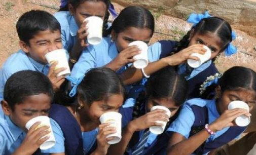 "Maharashtra to provide skimmed milk powder to primary school students<span class=""rating-result after_title mr-filter rating-result-1704"" >			<span class=""no-rating-results-text"">Your rating was 80%</span>		</span>"
