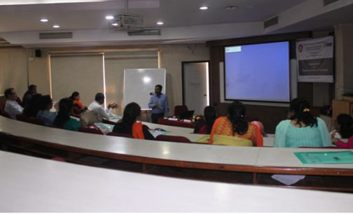"Faculty Development program on Geoinformatics and Related Open Source Technology in SIES, Nerul<span class=""rating-result after_title mr-filter rating-result-2563"" >			<span class=""no-rating-results-text"">Your rating was 80%</span>		</span>"