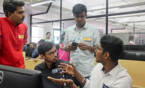 "Ideation, an Ideathon at SIES, Nerul, Navi Mumbai<span class=""rating-result after_title mr-filter rating-result-2924"" >	<span class=""mr-star-rating"">			    <i class=""fa fa-star mr-star-full""></i>	    	    <i class=""fa fa-star mr-star-full""></i>	    	    <i class=""fa fa-star mr-star-full""></i>	    	    <i class=""fa fa-star mr-star-full""></i>	    	    <i class=""fa fa-star mr-star-full""></i>	    </span><span class=""star-result"">	5/5</span>			<span class=""count"">				(1)			</span>			</span>"