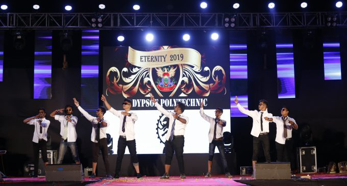 """Eternity 2019″ – Annual Cultural Event at D.Y.Patil School of Engineering, Pune"