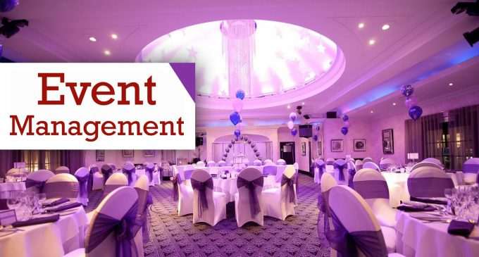 Build A Successful Career In Event Management