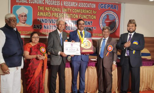 "Dr. Baban Rindhe awarded with Bharat Ratan  – Dr. Sarvepalli Radhakrishnan Gold Medal Award<span class=""rating-result after_title mr-filter rating-result-4351"" >			<span class=""no-rating-results-text"">Your rating was 80%</span>		</span>"