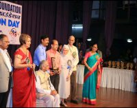 Vivek Vidyalaya and Junior college Was Awarded With Social Auction Award
