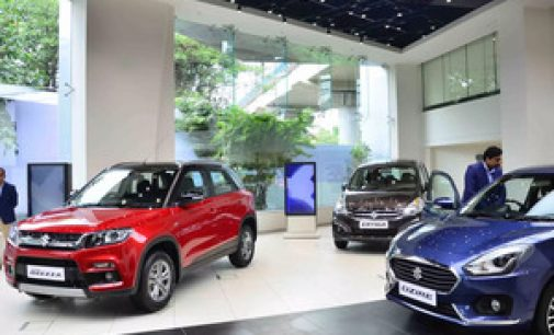 """Maruti Suzuki has partnered with the Tata Institute of Social Sciences to offer an automotive course.<span class=""""rating-result after_title mr-filter rating-result-6187""""><span class=""""mr-star-rating"""">    <i class=""""fa fa-star mr-star-full""""></i>        <i class=""""fa fa-star mr-star-full""""></i>        <i class=""""fa fa-star mr-star-full""""></i>        <i class=""""fa fa-star mr-star-full""""></i>        <i class=""""fa fa-star mr-star-full""""></i>    </span><span class=""""star-result"""">5/5</span><span class=""""count"""">(1)</span></span>"""