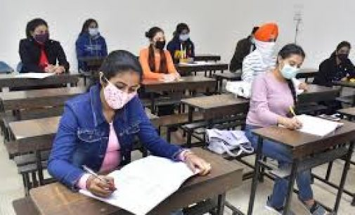 """Maharashtra's colleges will reopen on October 20th, according to the state's higher education minister, Uday Samant.<span class=""""rating-result after_title mr-filter rating-result-6267""""><span class=""""no-rating-results-text"""">Your rating was 80%</span></span>"""